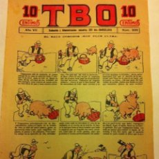 Tebeos: TBO - 10 CTS. - AÑO VII (1923) - Nº. 326. Lote 155526262