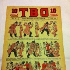 Tebeos: TBO- Nº 512 - AÑO XI -(1927) - MUY BIEN CONSERVADO. Lote 155526894