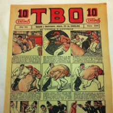 Tebeos: TBO - 10 CTS. - AÑO VII (1923) - Nº. 338. Lote 155527334