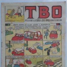 Tebeos: COMIC / TBO Nº 283 1963. Lote 155868738