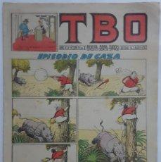 Tebeos: COMIC / TBO Nº 276 1962. Lote 155868778