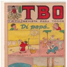 Tebeos: TBO 2 ª EPOCA - Nº 400 - MUY BUEN ESTADO. Lote 156450374