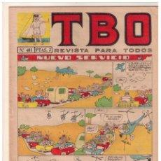 Tebeos: TBO 2 ª EPOCA - Nº 401 - MUY BUEN ESTADO. Lote 156450434