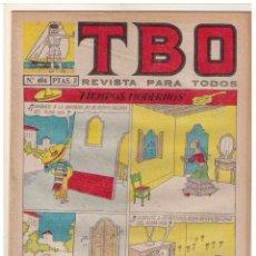 Tebeos: TBO 2 ª EPOCA - Nº 404 - MUY BUEN ESTADO. Lote 156450578