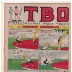 Tebeos: TBO 2 ª EPOCA - Nº 409 - MUY BUEN ESTADO. Lote 156450598