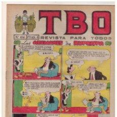 Tebeos: TBO 2 ª EPOCA - Nº 414 - MUY BUEN ESTADO. Lote 156450750