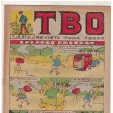 Tebeos: TBO 2 ª EPOCA - Nº 415 - MUY BUEN ESTADO. Lote 156450778