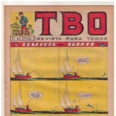 Tebeos: TBO 2 ª EPOCA - Nº 417 - MUY BUEN ESTADO . Lote 156450826