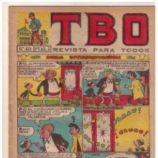 Tebeos: TBO 2 ª EPOCA - Nº 418 - MUY BUEN ESTADO . Lote 156450850