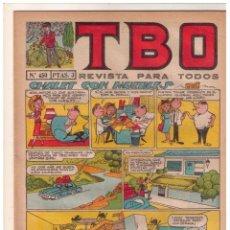 Tebeos: TBO 2 ª EPOCA - Nº 450 - MUY BUEN ESTADO . Lote 156451026
