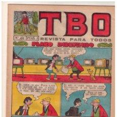 Tebeos: TBO 2 ª EPOCA - Nº 451 - MUY BUEN ESTADO . Lote 156451046