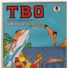 Tebeos: TBO 2 ª EPOCA EXTRAORDINARIO DE VACACIONES 1965 - MUY BUEN ESTADO. Lote 156451126