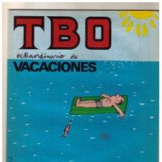 Tebeos: TBO 2 ª EPOCA EXTRAORDINARIO DE VACACIONES 1966 - MUY BUEN ESTADO. Lote 156451202