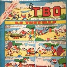 Tebeos: EL TBO Nº 2382 AÑO LXIV DE BUIGAS. Lote 156675870