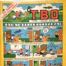 Tebeos: EL TBO Nº 2387 AÑO LXIV DE BUIGAS. Lote 156676226