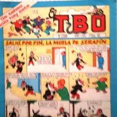 Tebeos: EL TBO Nº 2398 - AÑO LXIV - DE BUIGAS -. Lote 156729050