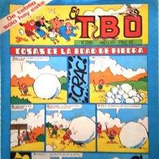 Tebeos: EL TBO Nº 2395 - AÑO LXIV - DE BUIGAS -. Lote 156729430