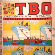Tebeos: EL TBO Nº 708 - AÑO LV - DE BUIGAS -. Lote 156730026