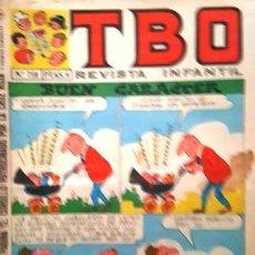 Tebeos: EL TBO Nº 710 - AÑO LV - DE BUIGAS -. Lote 156730162
