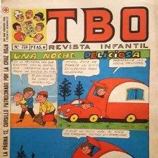 Tebeos: EL TBO Nº 723 - AÑO LV - DE BUIGAS -. Lote 156730966