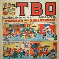 Tebeos: EL TBO Nº 739 - AÑO LV - DE BUIGAS -. Lote 156731978
