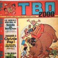 Tebeos: TBO 2000 - Nº 2218 - AÑO LXI - DE BUIGAS -. Lote 156735946