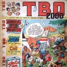 Tebeos: TBO 2000 - Nº 2223 - AÑO LXI - DE BUIGAS -. Lote 156736022