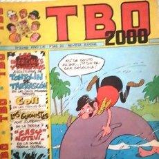 Tebeos: TBO 2000 - Nº 2248 - AÑO LXI - DE BUIGAS -. Lote 156736446