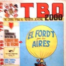 Tebeos: TBO 2000 - Nº 2066- AÑO LVIII - DE BUIGAS -. Lote 157038462