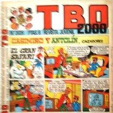 Tebeos: TBO 2000 - Nº 2026 - AÑO LVII - DE BUIGAS -. Lote 157043794