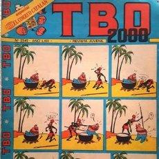 Tebeos: TBO 2000 - Nº 2347 - AÑO LXIII - DE BUIGAS -. Lote 157056642