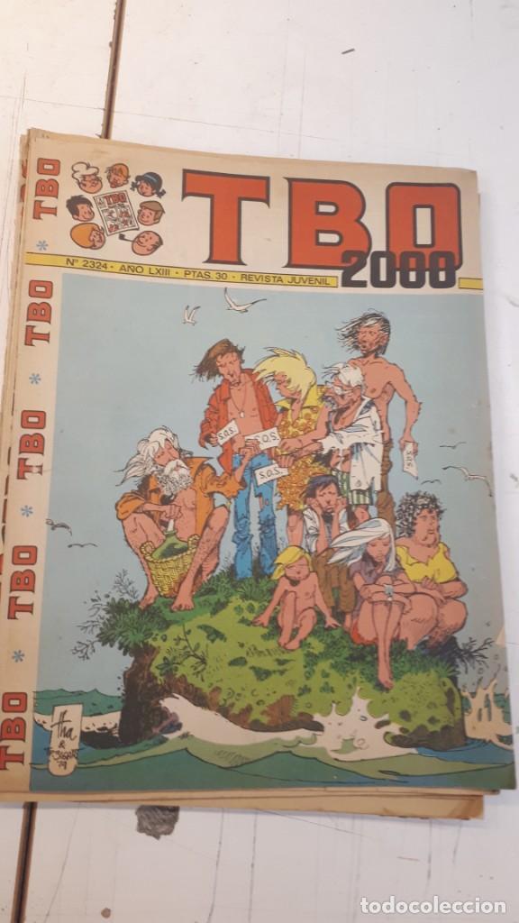 Tebeos: TBO, 10 números, - Foto 9 - 158141874
