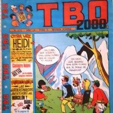 Tebeos: COMIÇ - TBO 2000 - Nº - 2175 - AÑO LX -. Lote 158554506