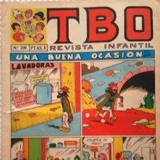 Tebeos: EL TBO Nº 700 - AÑO LV - DE BUIGAS -. Lote 158827158