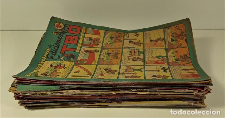 TBO. 38 EJEMPLARES. EDIT. HNOS. BAGUÑA. BARCELONA. 1928. (Tebeos y Comics - Buigas - TBO)