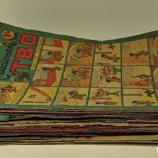 Tebeos: TBO. 38 EJEMPLARES. EDIT. HNOS. BAGUÑA. BARCELONA. 1928.. Lote 159035990