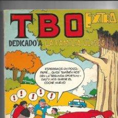 Tebeos: TBO, EXTRA DEDICADO A LA FAMILIA ULISES RETAPADO CONTIENE LOS Nº 2308 AL 2313 + 2 EXTRAORDINARIOS. Lote 159606294