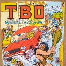 Tebeos: TBO EXTRA QUE ABARCA DESDE LA PREHISTORIA HASTA MARZO DE 1976 (BUIGAS, ESTIVILL Y VIÑA). 36 PÁGINAS. Lote 160010993