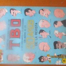Livros de Banda Desenhada: TBO 50 AÑS DE LA REVISTA -MUY BUEN ESTADO. Lote 160196070