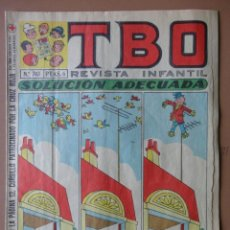 Tebeos: TBO - Nº-703. Lote 160842998