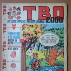 Tebeos: TBO - Nº2076. Lote 160845462