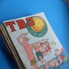 Tebeos: TBO - ALMANAQUES, EXTRAS Y TEBEOS, LOTE DE 34, VER DESCRIPCION Y FOTOS. Lote 161074430