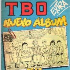 Tebeos: TBO EXTRA NUEVO ALBUM DE LA FAMILIA ULISES. BUIGAS, 1982. Lote 162919442