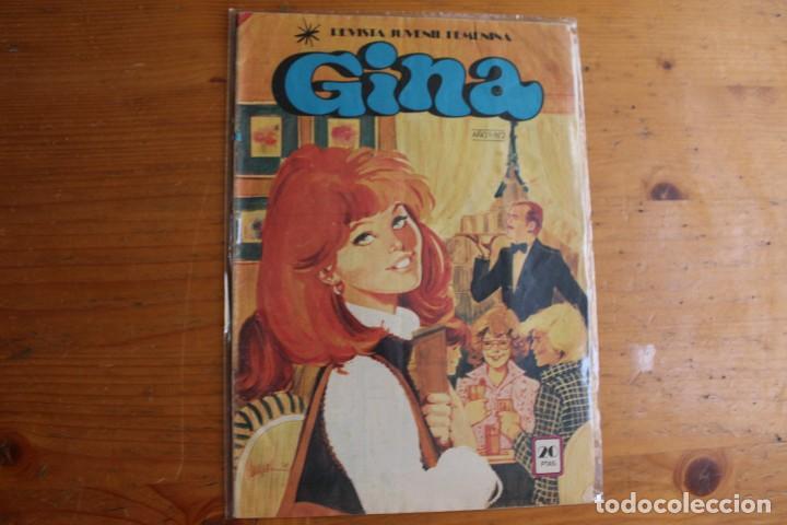 CÓMIC GINA Nº 2 (Tebeos y Comics - Buigas - Otros)