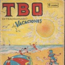 Tebeos: TBO EXTRAORDINARIO DE VACACIONES DE 1964. Lote 165832102