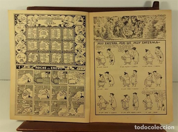 Tebeos: EDICIONES TBO. 7 EJEMPLARES. EDIT. BUIGAS. BARCELONA. 1928/1954. - Foto 5 - 167806653