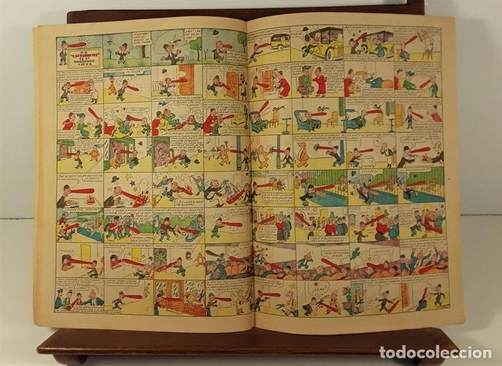 Tebeos: EDICIONES TBO. 7 EJEMPLARES. EDIT. BUIGAS. BARCELONA. 1928/1954. - Foto 6 - 167806653