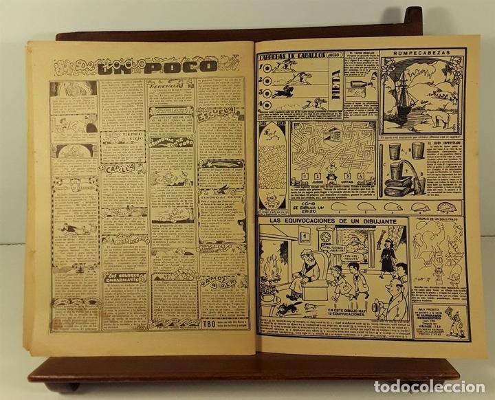 Tebeos: EDICIONES TBO. 7 EJEMPLARES. EDIT. BUIGAS. BARCELONA. 1928/1954. - Foto 7 - 167806653