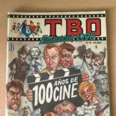 Tebeos: TBO ALMANAQUE 1996 - 100 AÑOS DE CINE - ORIGINAL EN MUY BUEN ESTADO. Lote 169357060