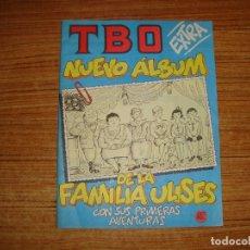 Tebeos: (TC-209/19) TBO NUEVO ALBUM DE LA FAMILIA ULISES . Lote 169710396